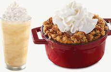 Fast Food Apple Crumbles