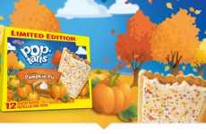 Autumnal Toaster Pastries