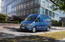 Powerful Electric Vans