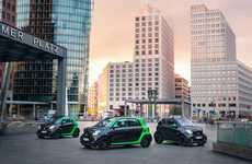 Miniature Electric City Cars