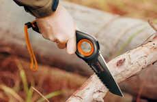 Shifting Ergonomic Knives