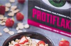 Protein-Rich Wholegrain Cereals