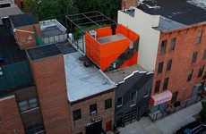 Shipping Container Penthouses