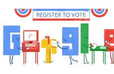 Voter Registration Graphics