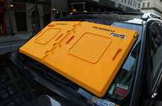 Parked Vehicle Windshield Blockers