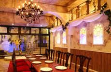 Fairy Tale-Themed Cafes