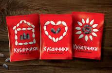 Heritage-Inspired Seed Packaging