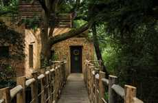 Charming Luxury Treehouses