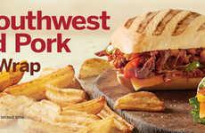 Smoky Pull Pork Sandwiches
