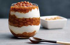 Maple Bean Parfaits
