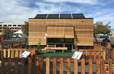 Off-Grid Eco Homes