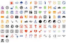 Enshrined Emoji Art