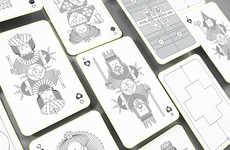 Symbolic Playing Card Designs