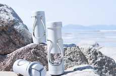 Cosmetic-Organizing Bottles