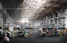Modular Emergency Housing Projects
