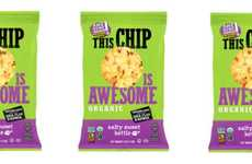 Whole Grain Popcorn Chips