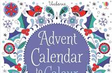 Color-In Advent Calendars
