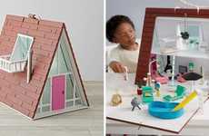 Pitched Roof Designer Dollhouses