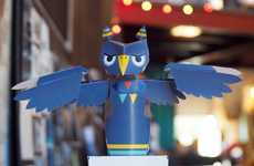 Educational Programmable Owl Toys