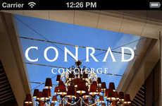 Luxury Hotel Concierge Apps