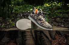 Overhauled Retro Sneakers