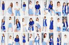 Maximally Minimal Fashion Collections