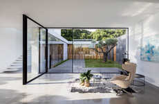 Glassed-Walled Courtyards