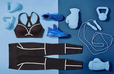 Resolution-Themed Athletic Gear