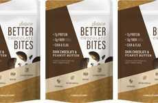 Protein-Rich Chocolate Bites