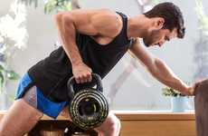 Interchangeable Workout Weights