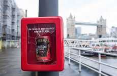 Emergency Soup Can Campaigns