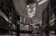 Illusory Bookstore Designs