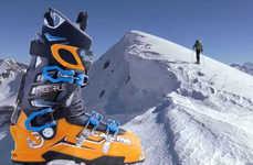 Lightweight Ski Boots