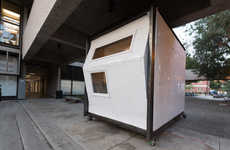 Homeless Shelter Pods