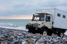 Heavy-Duty Expedition Vehicles