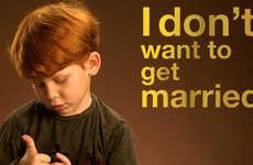 Honest Child Valentine's Ads