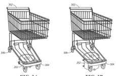 Self-Driving Shopping Carts