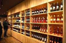 Sprawling Upscale Liquor Store