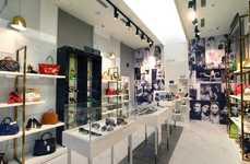 Inviting Luxury Showrooms