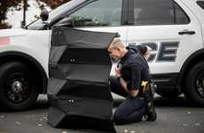 Bulletproof Origami Shields