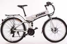 Folding All-Terrain Electric Bikes