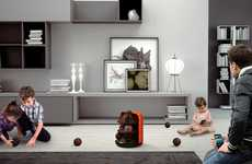 Toy-Inspired Vacuum Cleaner Systems