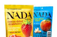 Magazine-Style Fruit Pouches