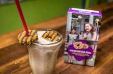 Cult Cookie Flavor Milkshakes