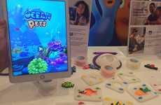 AR Aquarium Toys