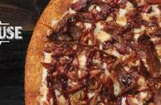 Slow-Cooked Smoked Meat Pizzas