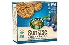 Organic Breakfast Biscuits