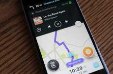Music-Friendly Navigation Apps
