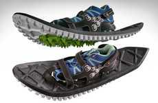 Lightweight Foam Snowshoes