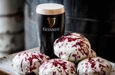 Irish Stout Donuts